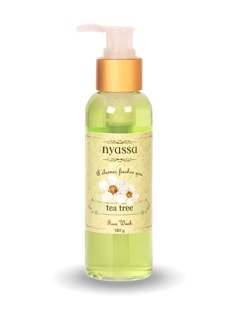 Tea Tree Oil Face Wash - NYASSA