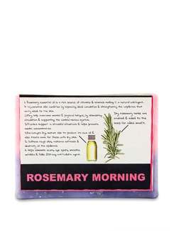 Rosemary Morning Soap - SOULFLOWER