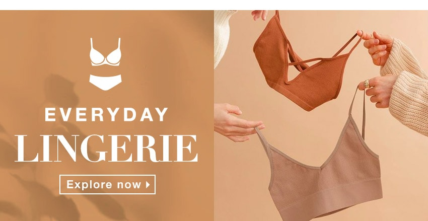 limeroad.com - Upto 60% discount on Lingerie