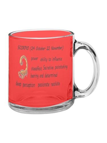 meSleep Scorpio Zodiac Sign Mug