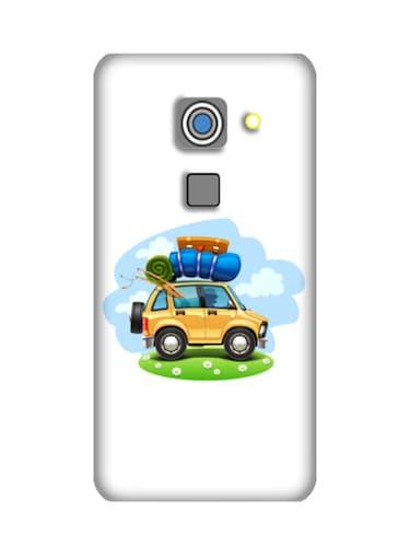 Stylebaby Travel Cars Vector LeEco Le 2 Phone Case