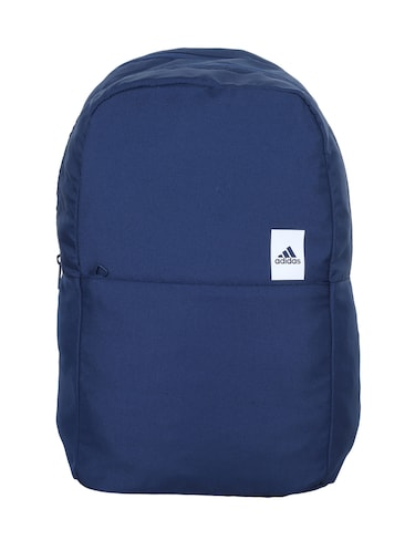 27a9d0e148 Buy Blue Canvas Backpack by Adidas - Online shopping for Backpacks ...