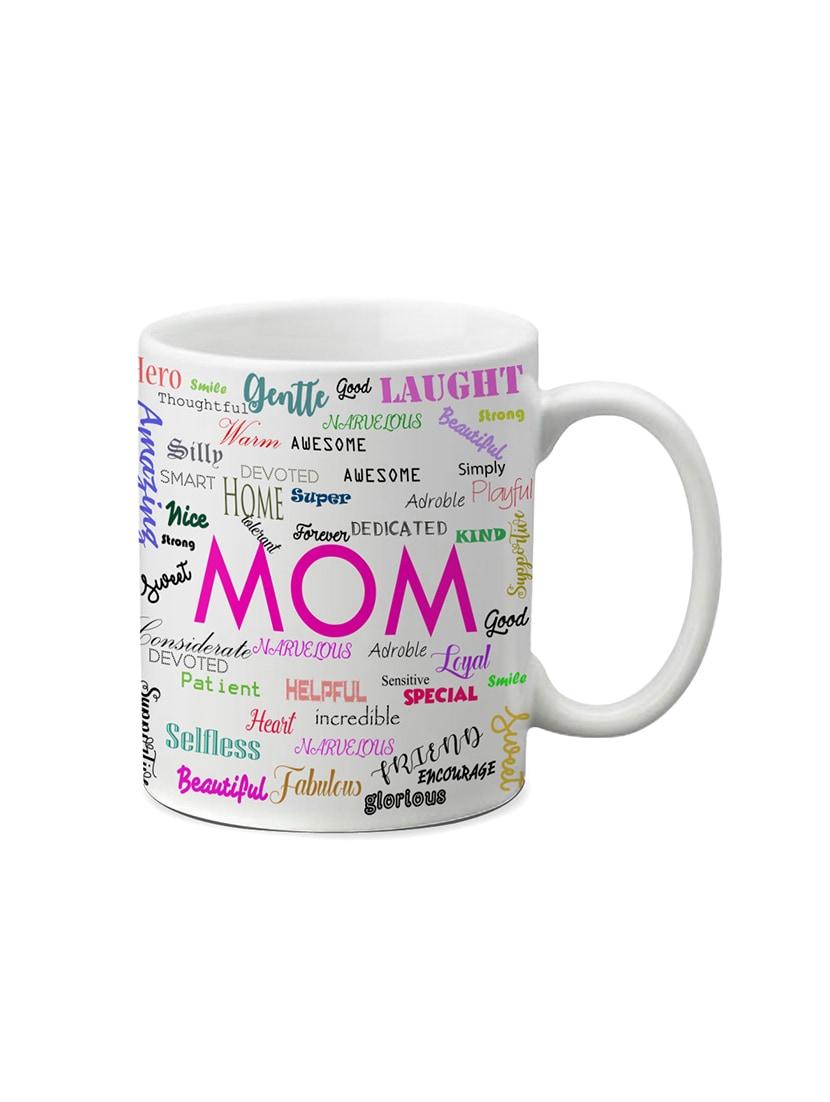 LOF Gifts For Mummy Mothers Day And Birthday Mom Maa 325ml Ceramic Coffee Mug
