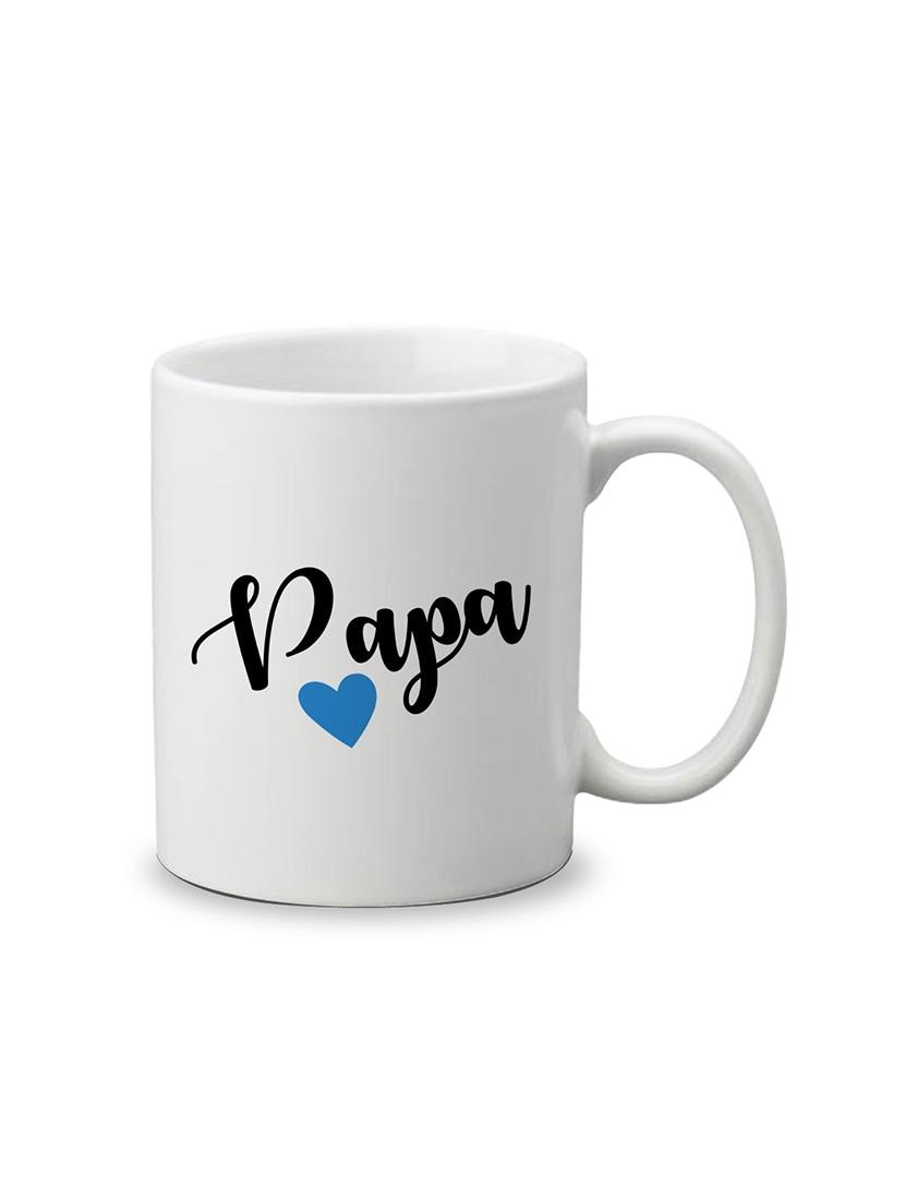 LOF Anniversary Gift For Papa Birthday Fathers Day Gifts Ceramic Coffee Mug