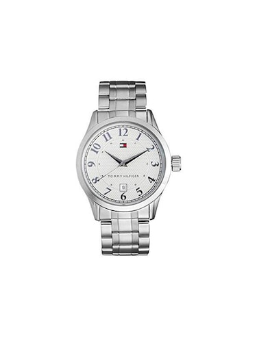 7a939cb15312 Buy Tommy Hilfiger Analog White Dial Men s Watch - Th1710276 d by ...