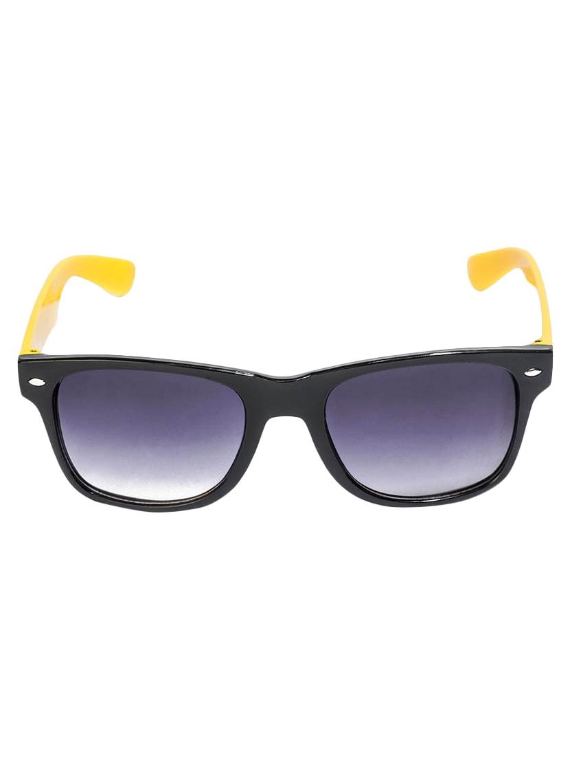 461072808d2 ... VESPL UV Protected Black and Yellow Wayfarer Sunglass-V-2203 - 13664536  - Zoom