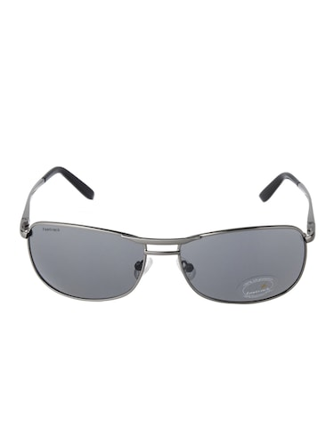 cf5ebb667a Buy Fastrack Men Metal Uv Protected Sunglass - M032bk2 by Fastrack ...
