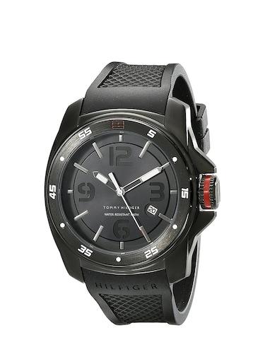 7b79c21198c Buy Tommy Hilfiger Black Dial Watch For Men - Th1790708-d for Men ...
