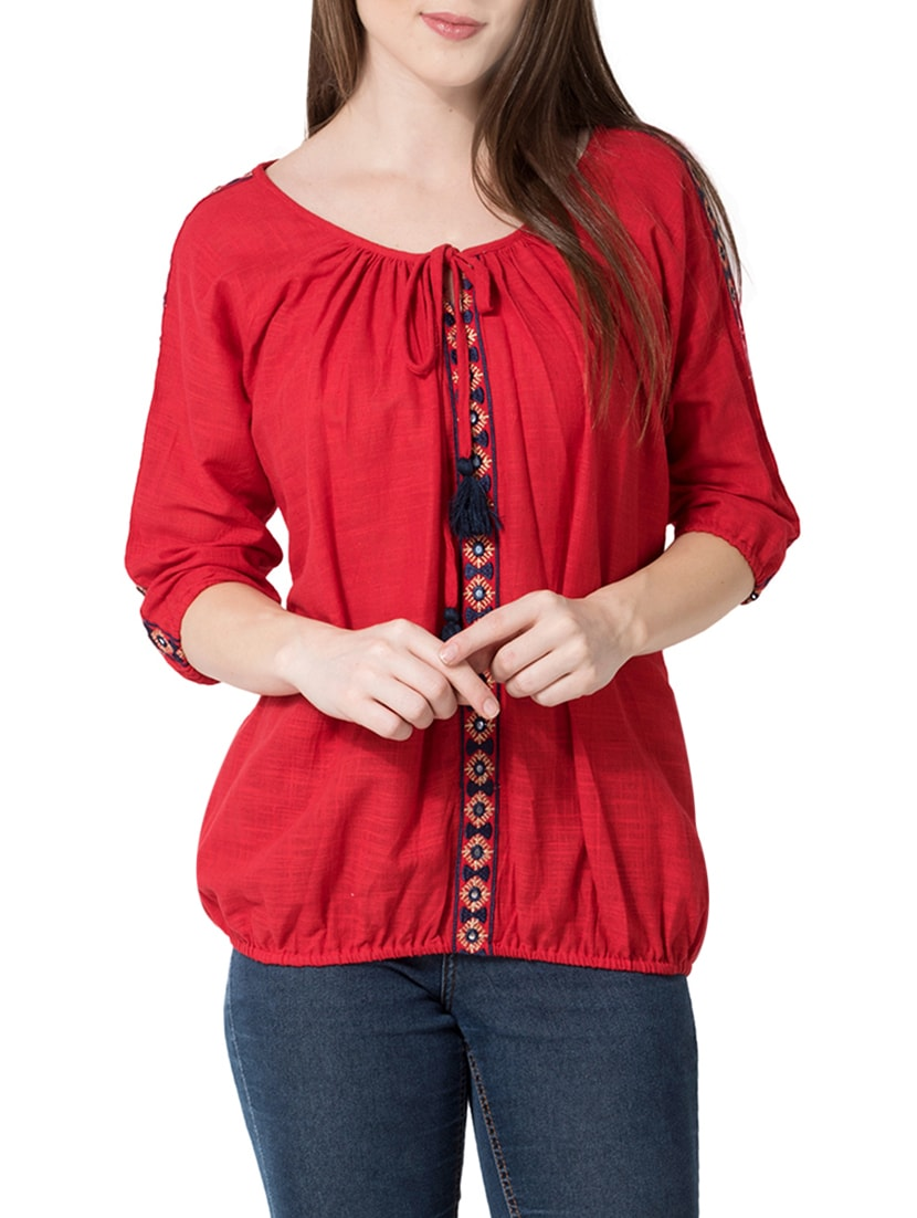 Western Blouses For Women