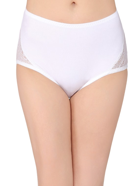 949f36409a80 Buy White Cotton Hipster Panty for Women from Clovia for ₹264 at 34 ...