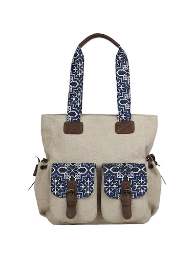 Buy Beige Jute Regular Handbag by Anges Bags - Online shopping for ... ece6ae1a98a18
