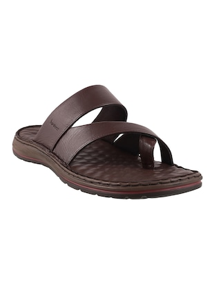 brown one toe sandal - 14422488 - Standard Image - 1