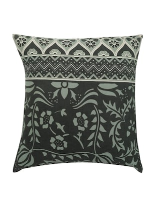 Cotton Single Rajasthani Traditional Cushion Cover By Rajrang - 14425293 - Standard Image - 1
