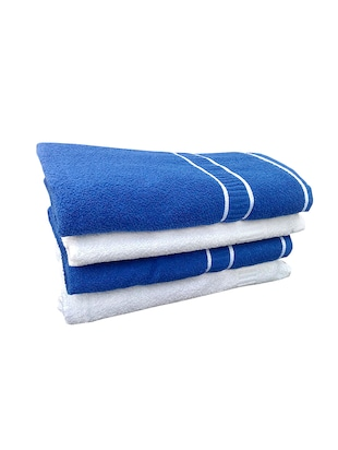 Cotton bath towel for man and woman - 14437377 - Standard Image - 1