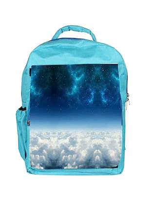 blue canvas bag - 14438272 - Standard Image - 1