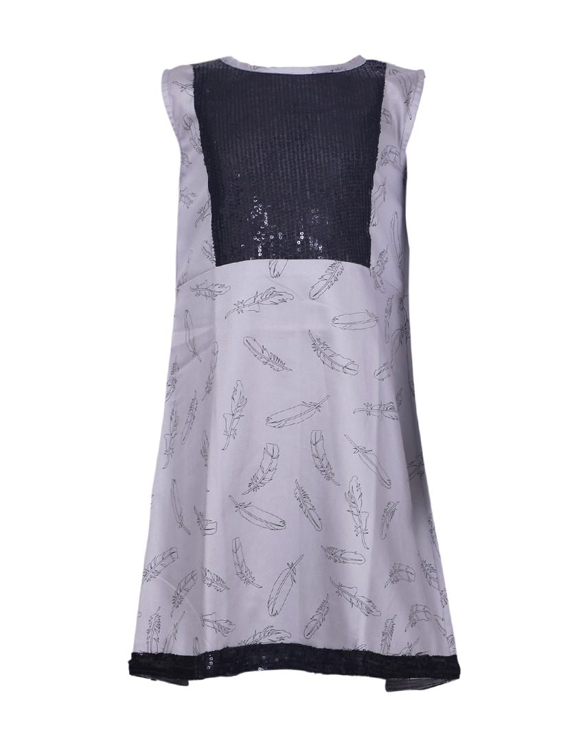 98e4a3f2aee6 Buy Grey Cotton Frock by Takabee - Online shopping for Frocks in ...