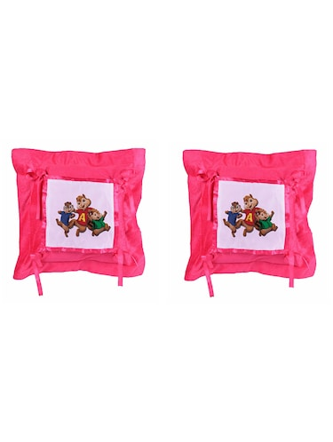 "Square Shape ""3D Animated Cartoon"" Printed Cushions Cover - 14458546 - Standard Image - 1"