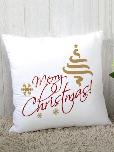 Polysilk Digitally Printed Single Cushion Covers - 14462393 - Standard Image - 1
