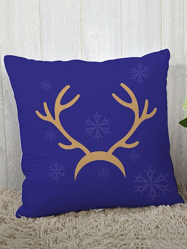 Polysilk Digitally Printed Single Cushion Covers - 14462410 - Standard Image - 1
