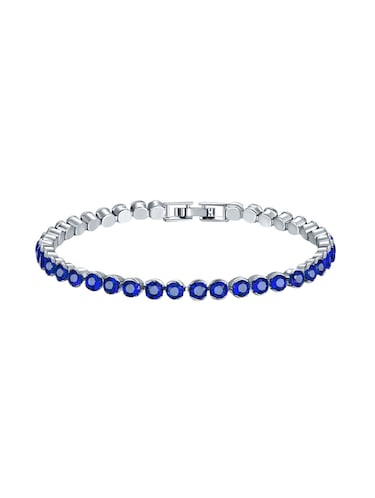 blue links bracelet - 14464714 - Standard Image - 1