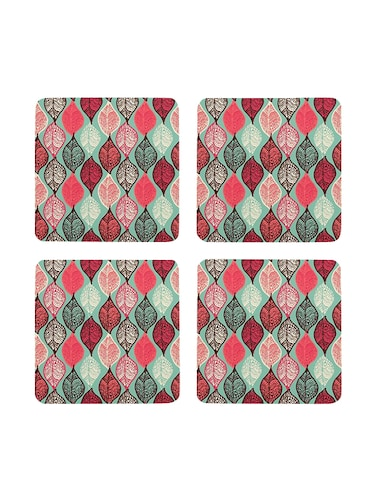 Set of 2 Coasters by Mooch Wale - 14465281 - Standard Image - 1