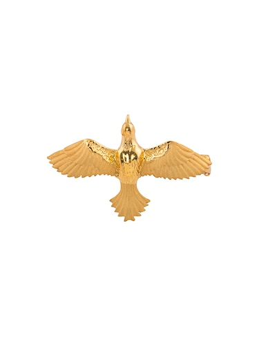 Woman Ambassadors golden eagle hand ring - 14467164 - Standard Image - 1