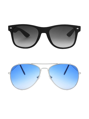 Abner Combo of two Sunglasses - 14472500 - Standard Image - 1