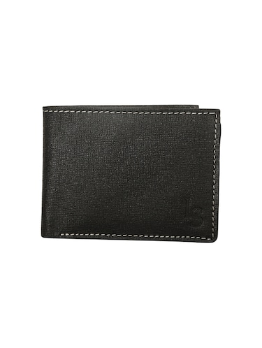 black leather wallet - 14479249 - Standard Image - 1
