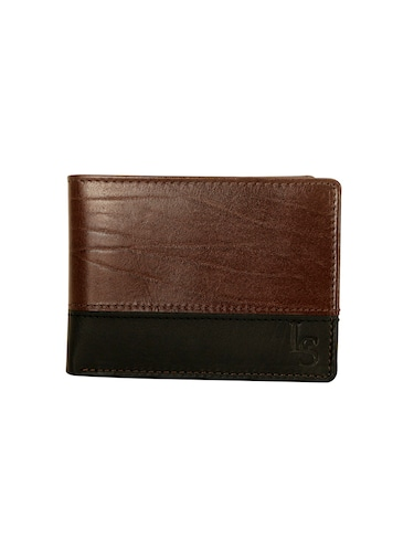 brown leather wallet - 14479258 - Standard Image - 1