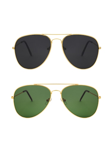 Abner Combo of two sunglasses - 14480598 - Standard Image - 1