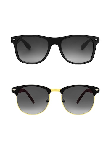 Abner Combo of two sunglasses - 14480629 - Standard Image - 1
