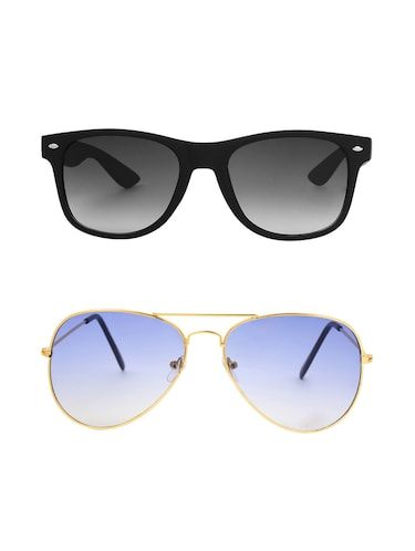 Abner Combo of two sunglasses - 14480664 - Standard Image - 1