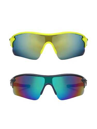 Abner Combo of two sunglasses - 14480669 - Standard Image - 1