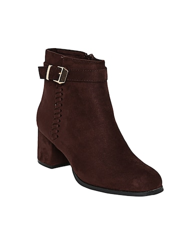 brown ankle  boot - 14485702 - Standard Image - 1