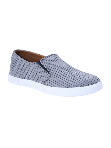 grey casual slipon - 14486536 - Standard Image - 1