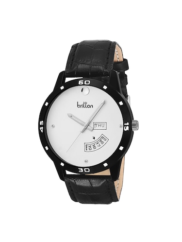 Britton Day and Date Display everyday watch for men - 14496918 - Standard Image - 1