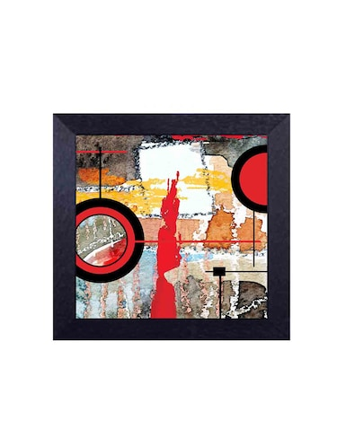 Abstract Painting By Decor Design - 14501730 - Standard Image - 1