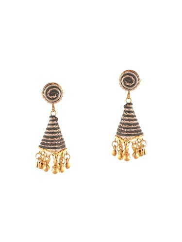 multi metal other earring - 14502788 - Standard Image - 1