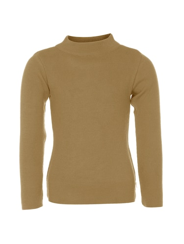 beige wool  sweater - 14513223 - Standard Image - 1