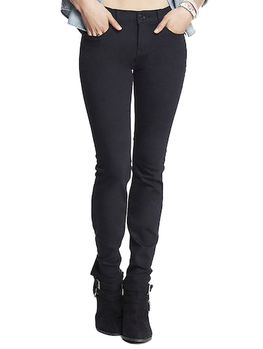 black denim jeans - 14515468 - Standard Image - 1