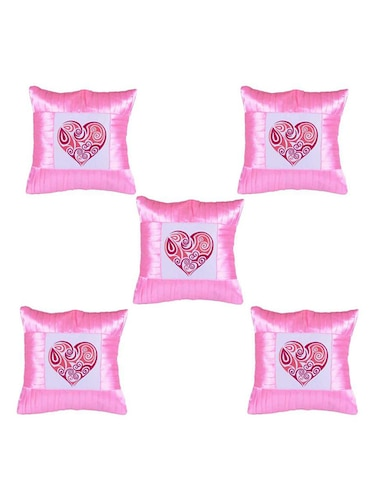 Digital Printed Set Of 5 Cushion Covers - 14535661 - Standard Image - 1