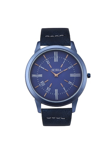 HORRA lightweight ANALOG MENS WATCH - HR717MLBL100 - 14538510 - Standard Image - 1