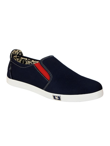 blue casual slipon - 14543738 - Standard Image - 1