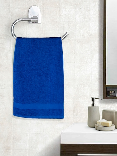 Set of 2 Cotton 450 GSM Supreme Hand towels - 14544829 - Standard Image - 1