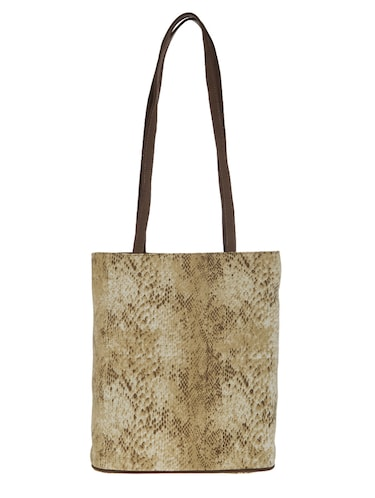 beige canvas tote - 14553270 - Standard Image - 1