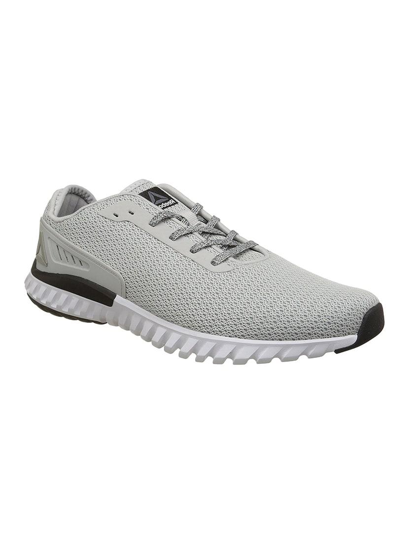 96fb38ed7b7 Buy Grey Mesh Sport Shoe by Reebok - Online shopping for Sport Shoes ...