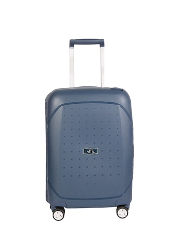 Buy Blue Polypropylene Trolley-bag by Fly - Online shopping for ... 0bb1be7173ad8