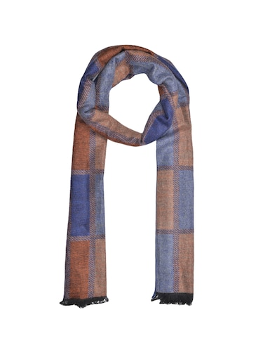 multi colored viscose muffler - 14783810 - Standard Image - 1