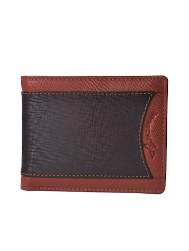 brown leather wallet - 14846144 - Standard Image - 1