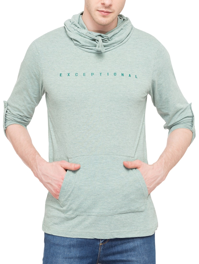 1090e7b4488 Buy Grey Cotton T-shirt for Men from Globus for ₹311 at 61% off ...
